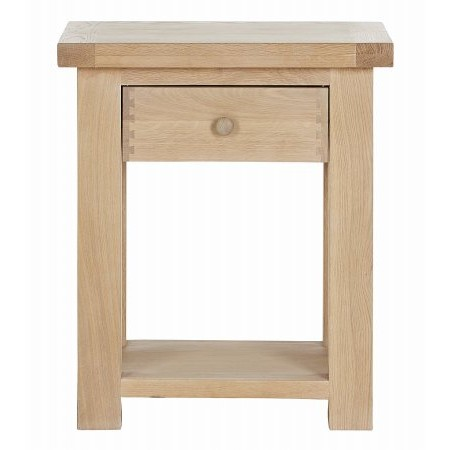The Smith Collection - Capraia 1 Drawer Nightstand