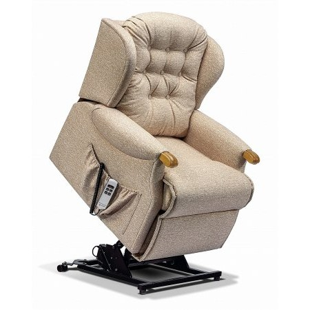 Sherborne - Lynton Knuckle Petite Lift  plus Rise Recliner
