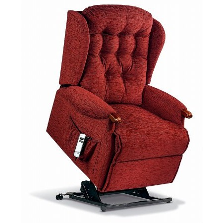 Sherborne - Lynton Knuckle Royale LIft  plus Recliner