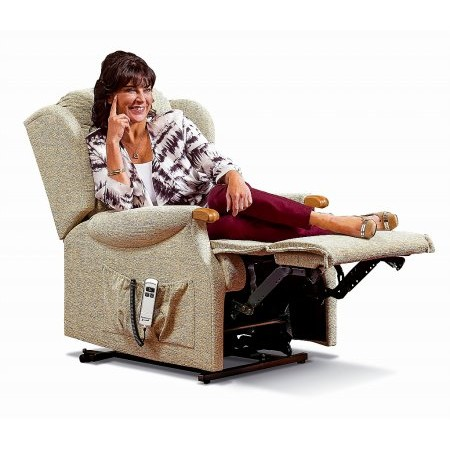 Sherborne - Lynton Knuckle Small Lift  plus Recliner