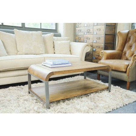 Eclectic - Mullion Coffee Table