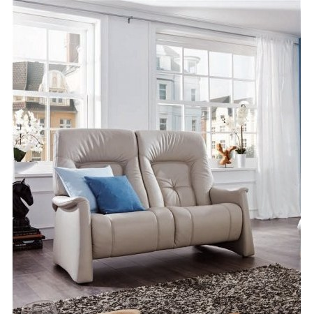 Cumuly - Themse 2 Seater Leather Sofa 4798