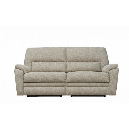 Parker Knoll - Hampton Large 2 Seater Recliner Sofa