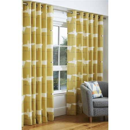 Scion - Mr Fox Curtains