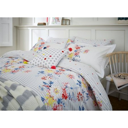 Harbour - Floral Stripe Bedding
