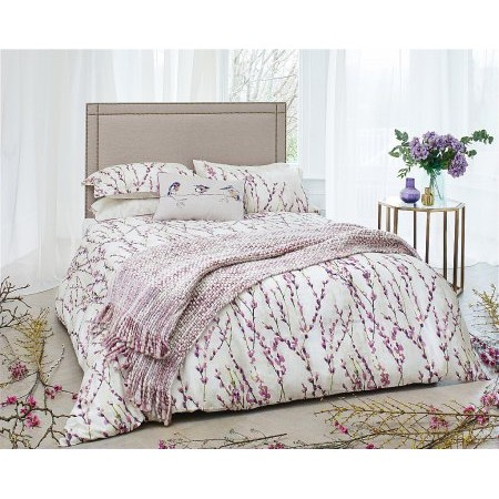 Harlequin - Salice Bedding In Plum