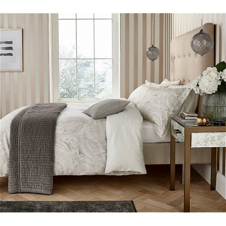 Harlequin - Momentum Makrana Bedding In Moonstone