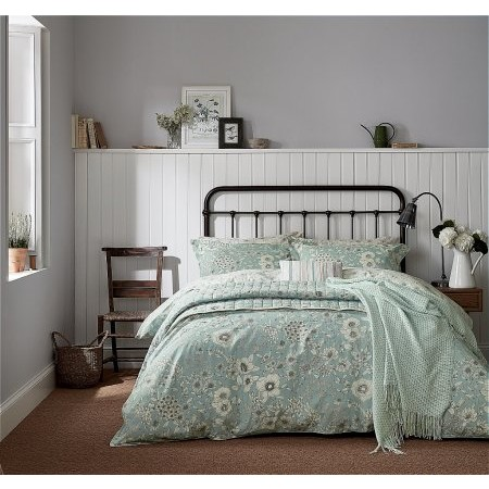 Sanderson - Maelee Bedding In Seaflower