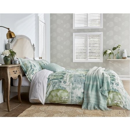 Sanderson - Waterperry Bedding in Mint