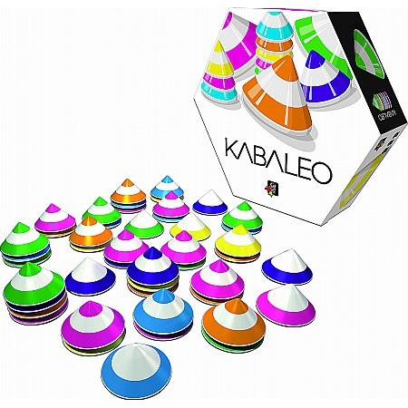 Coiledspring Games - Kabaleo Board Game Gigamic