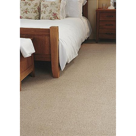 Axminster Carpets - Moorland Heathers Cornish Cream