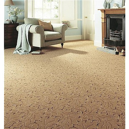 Axminster Carpets - Symphony Royal Clovelly Antique Gold