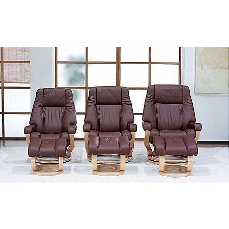 Himolla - Carron Recliner Chairs
