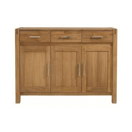 The Smith Collection - Royal Oak 3 Door 3 Drawer Sideboard