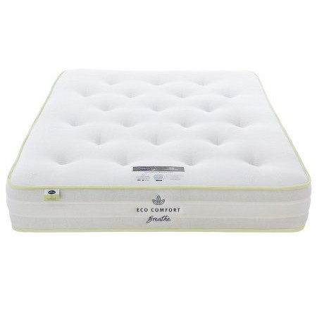 Silentnight - Eco Comfort Breathe Pocket 1200 Mattress