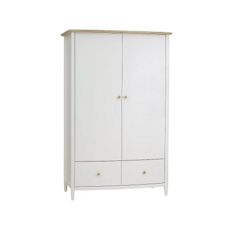 TCH - Elise 2 Drawer Wardrobe