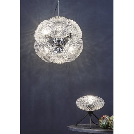 Dar Lighting - Bibiana Lamps