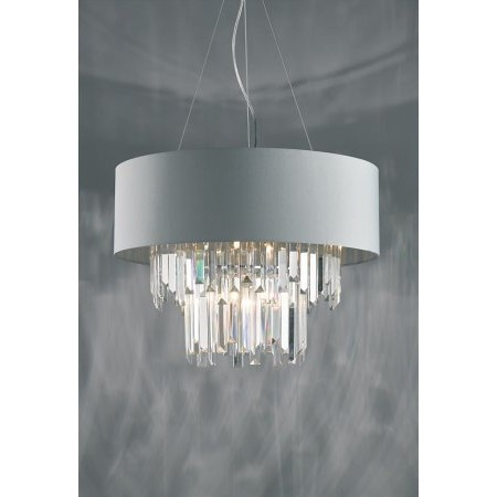 Dar Lighting - Halle Pendant