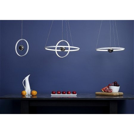 Dar Lighting - Mercury Pendants