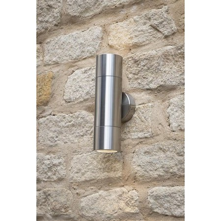 Dar Lighting - Ortega Outdoor Wall Light