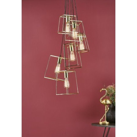 Dar Lighting - Tower Pendant