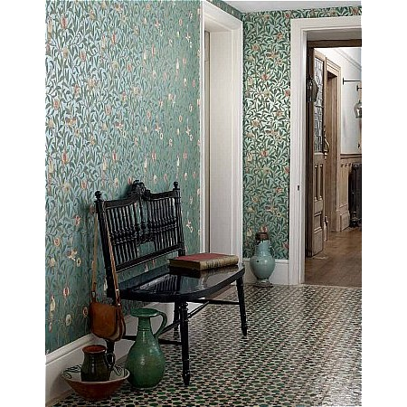 William Morris - Bird and Pomegranate Wallpaper