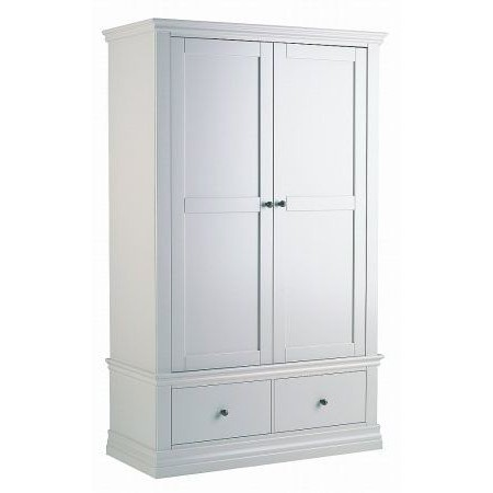 Corndell - Annecy Double Wardrobe with 2 Drawers