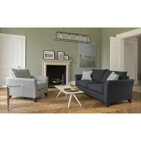Collins And Hayes - Ellison Large Sofa and Chair