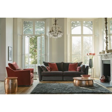 Collins And Hayes - Maple Grand Sofa