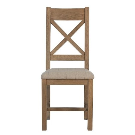 Kettle Interiors - HO Cross Back Dining Chair