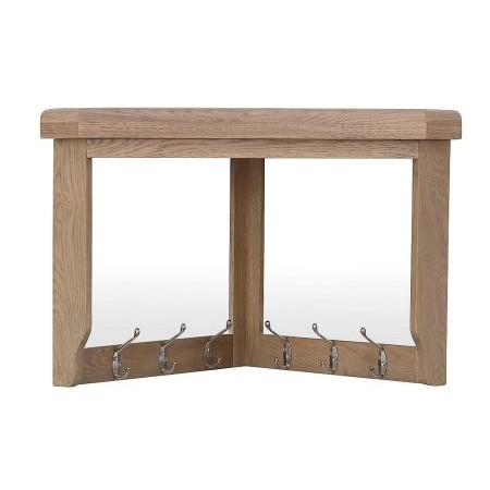 Kettle Interiors - HO Corner Hall Bench Top