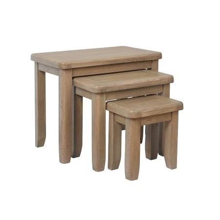Kettle Interiors - HO Nest of 3 Tables