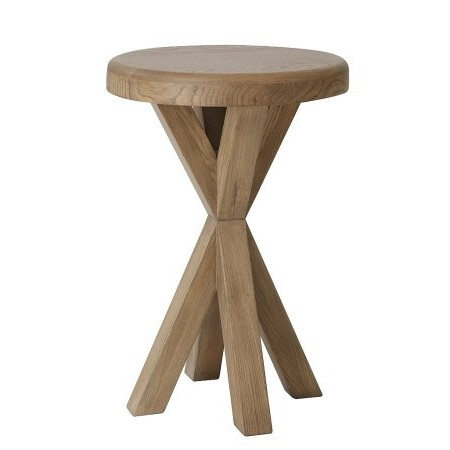 Kettle Interiors - HO Round Side Table