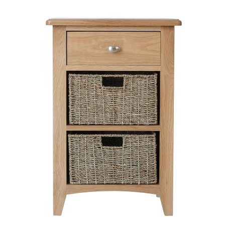 Kettle Interiors - GAO 1 Drawer 2 Basket Unit