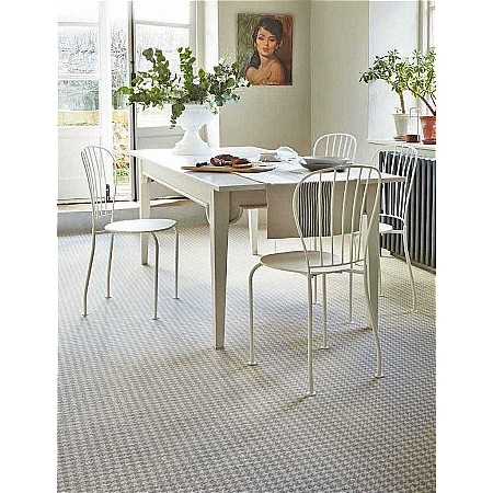 Brintons - Padstow Pebble Houndstooth