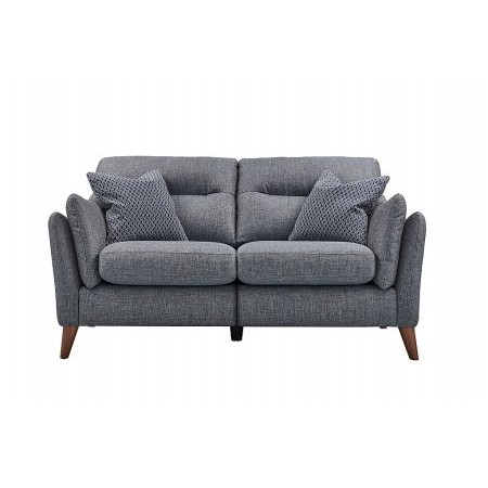 The Smith Collection - Hereford 2 Seater Recliner Sofa