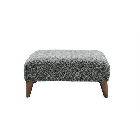 The Smith Collection - Hereford Footstool