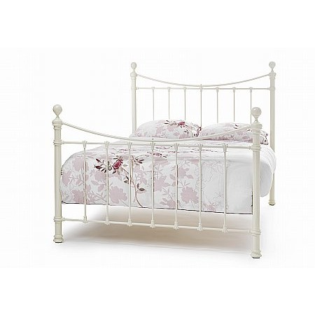 Serene - Ethan Bedstead in Ivory