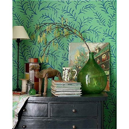 Sanderson - Bloomsbury Wallpaper