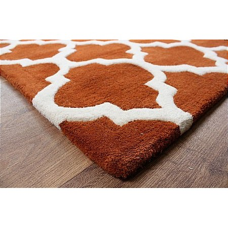 Asiatic Carpets - Artisan Terracotta Rug