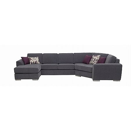 The Smith Collection - Cameron Corner Sofa with Chaise