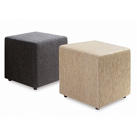 The Smith Collection - Kubic Footstools