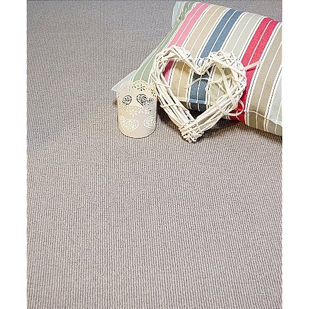 Westex Carpets - Natural Loop Cable Carpet