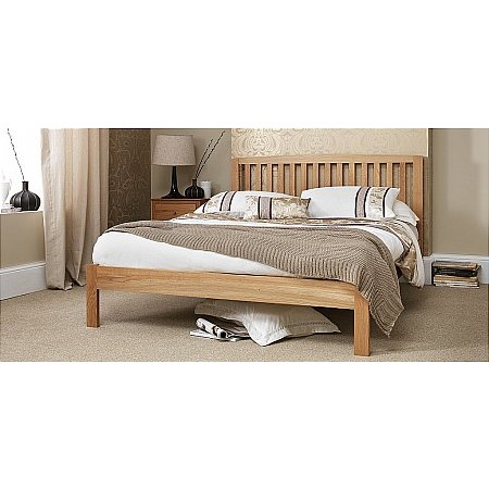 Serene - Thornton Low Foot End Bed