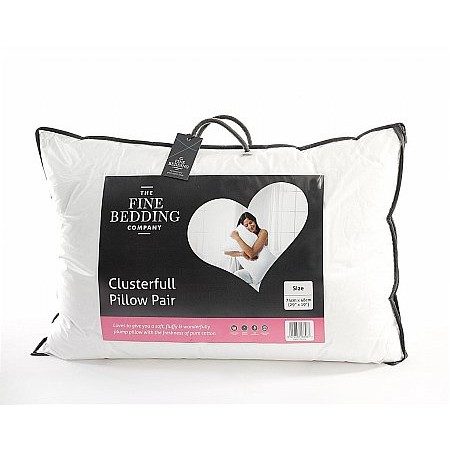 The Fine Bedding Company - Clusterfull Pillow