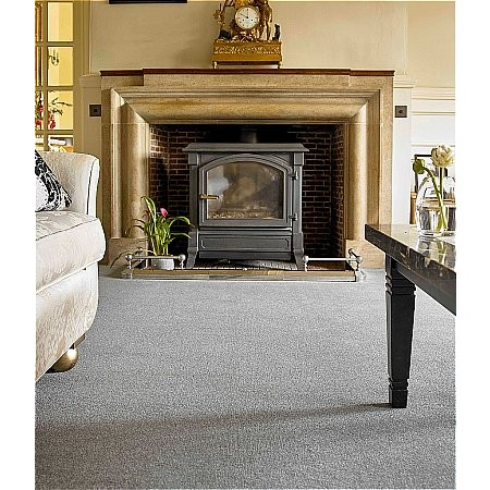 Brockway Carpets - Dimensions Heathers Carpet Jaguar