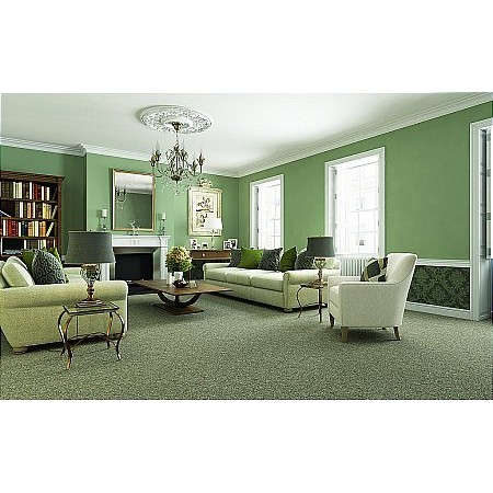 Axminster Carpets - Dartmoor Plain Ling Carpet