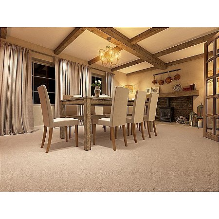 Axminster Carpets - Devonia Plains Latte Carpet
