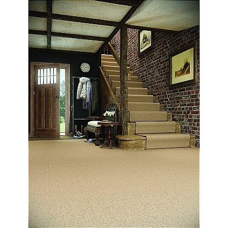Axminster Carpets - Simply Natural Grosgrain Straw Carpet