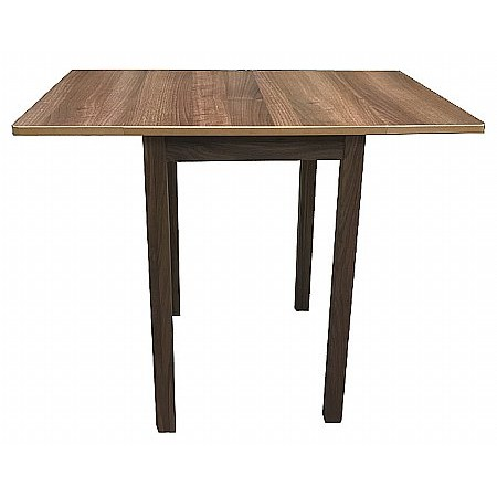Anbercraft - Dura Top Rectangle Drop Leaf Table